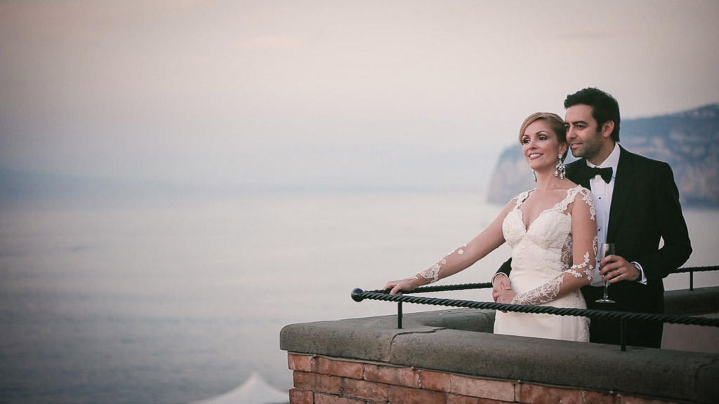 1_Wedding_Sorrento M + G | Lovely Wedding video in Sorrento