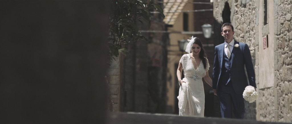 Cortona wedding video